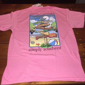 Simply Southern SC shirt